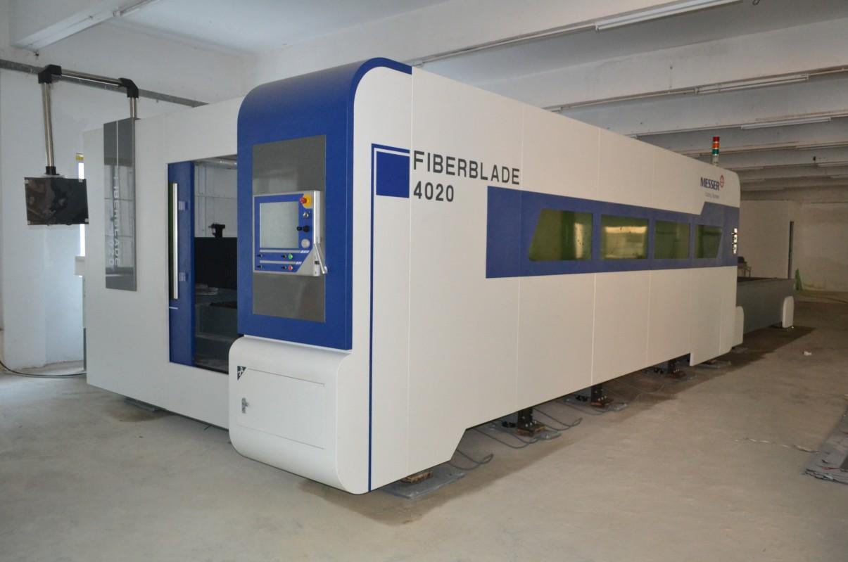 德国进口大型激光切割机